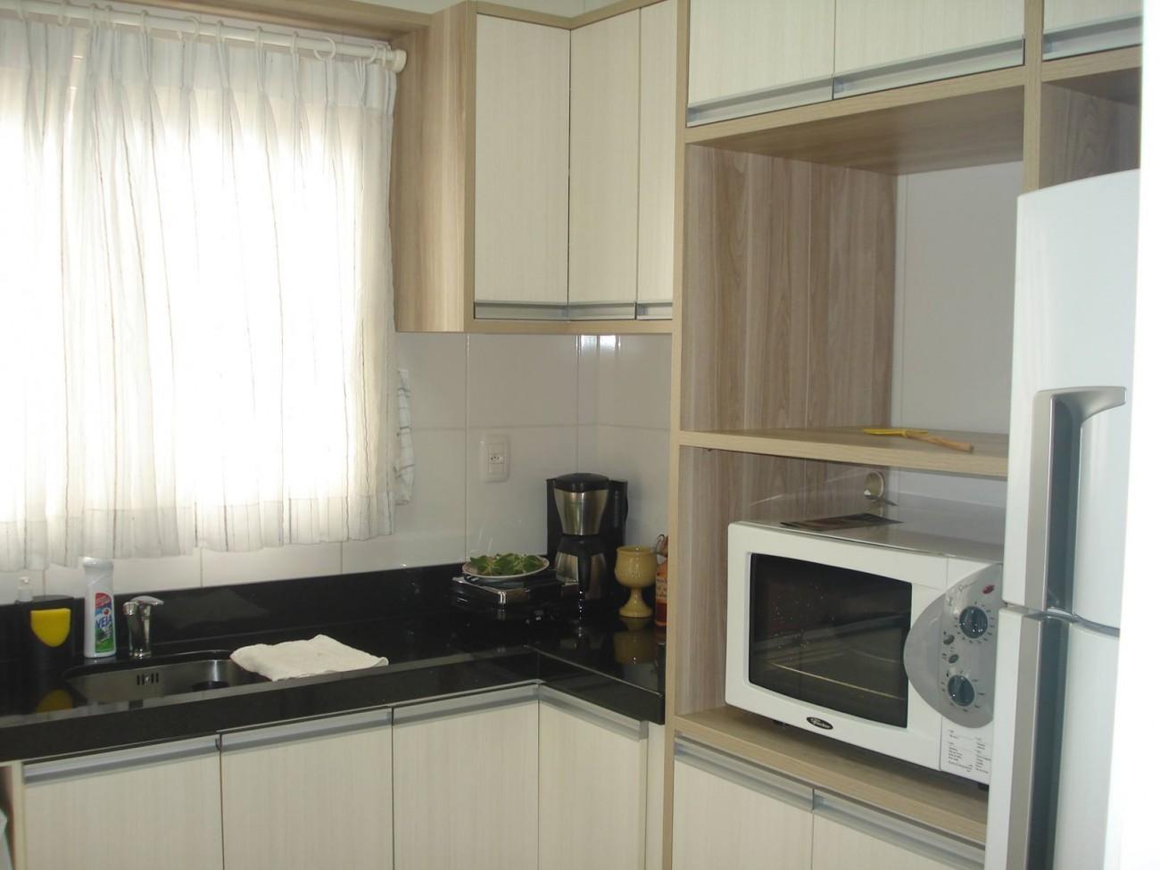Apartamento 2 Dormitórios no Residencial Módena. Bairro Florestal  #5E513D 1300 975